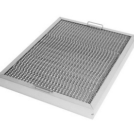 Honeycomb Grease Filter 495mm(W)x495mm(H)x48mm