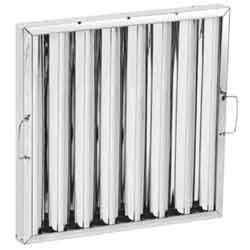 Baffle Grease Filter 495mm(W)x495mm(H)x48mm